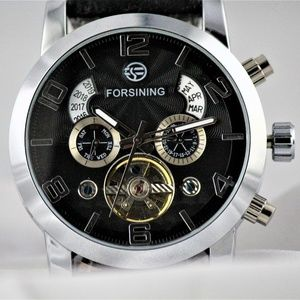 Forsining Mens Multi-function Automatic Watch